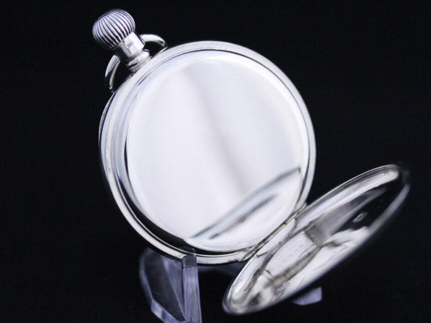 ベンソンのアンティーク懐中時計-P2213-15