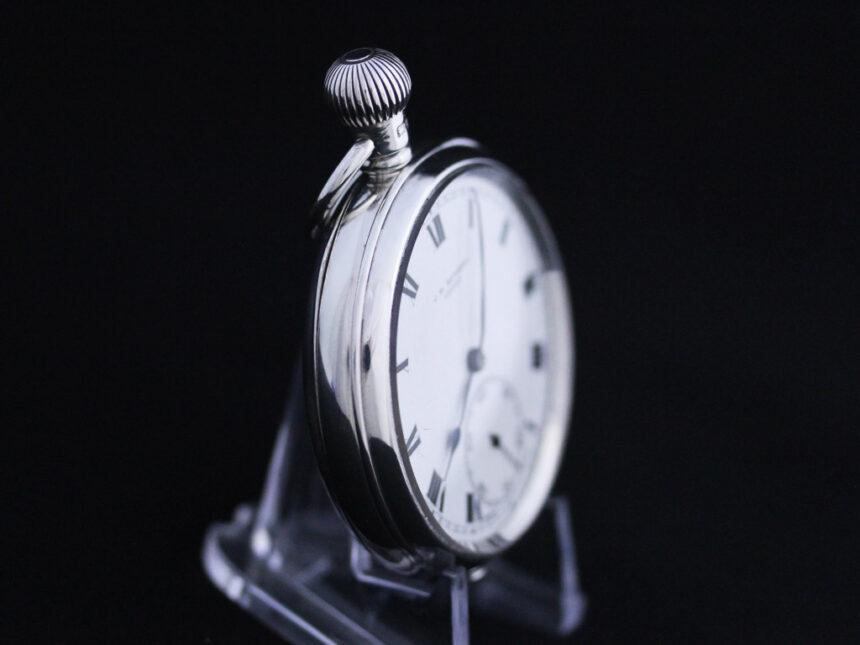 ベンソンのアンティーク懐中時計-P2213-16
