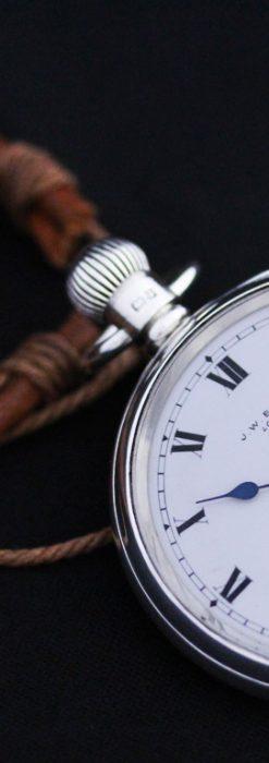 ベンソンのアンティーク懐中時計-P2213-5