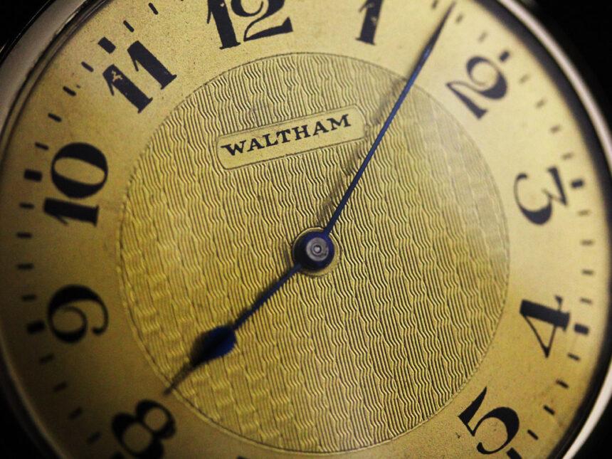 ウォルサムのアンティーク懐中時計-P2218-11