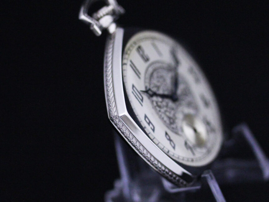 グリュエンのアンティーク懐中時計-P2222-17