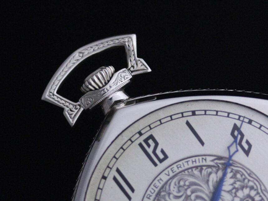 グリュエンのアンティーク懐中時計-P2222-18