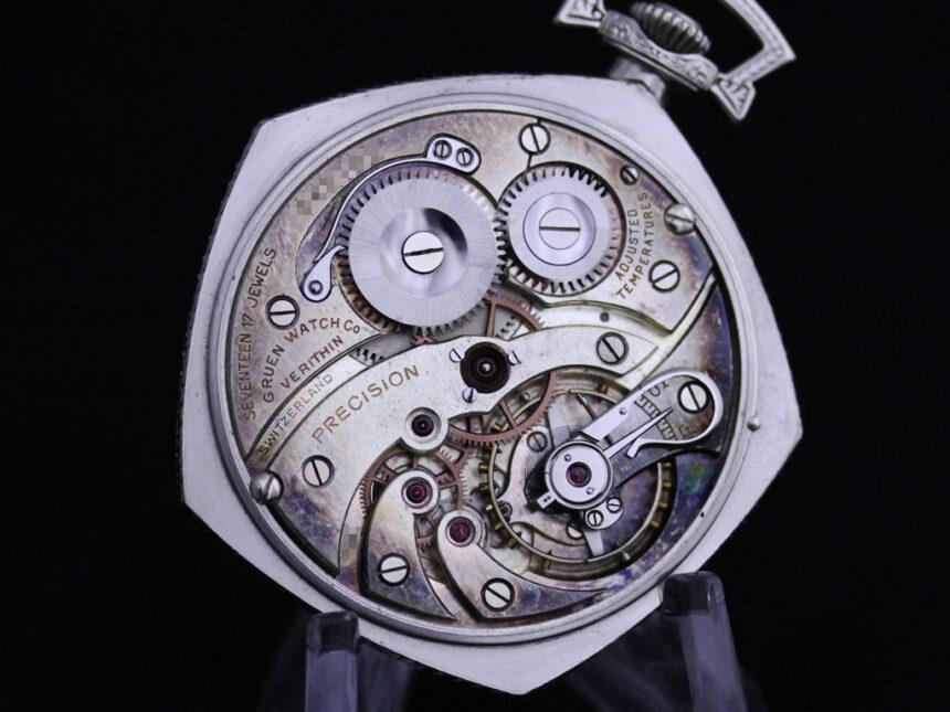 グリュエンのアンティーク懐中時計-P2222-20