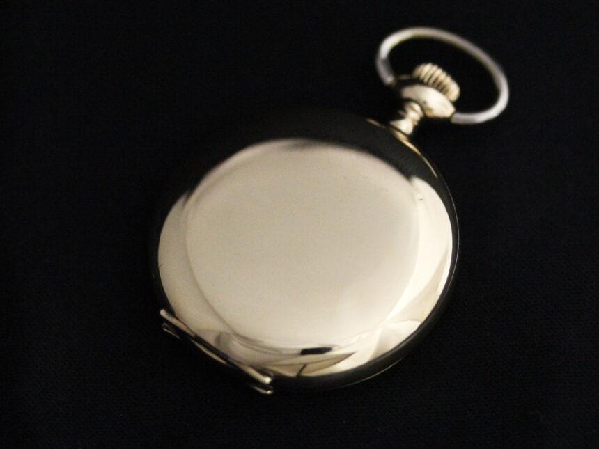 エルジンのアンティーク懐中時計-P2226-13