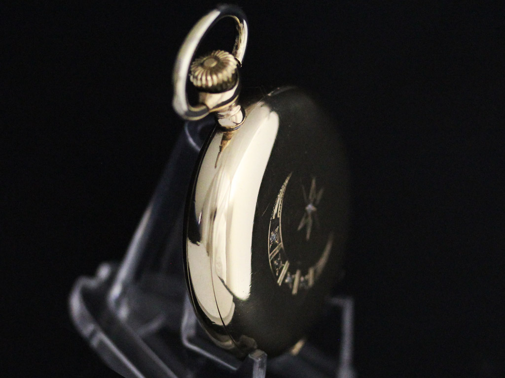エルジンのアンティーク懐中時計-P2226-14