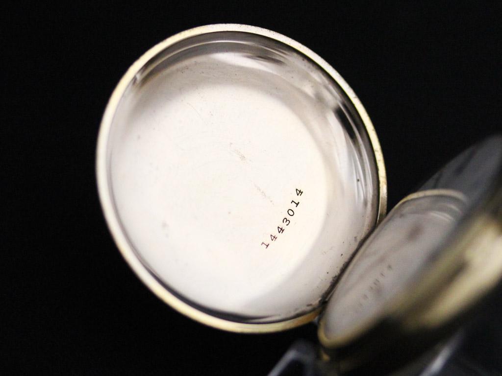 エルジンのアンティーク懐中時計-P2226-15