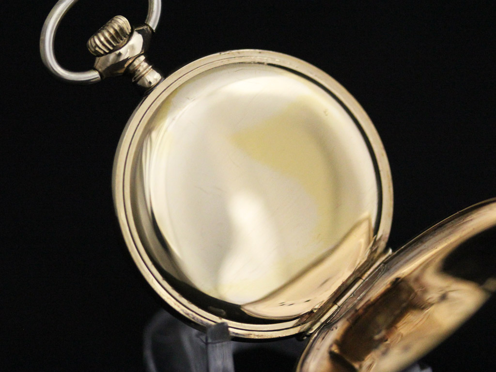 エルジンのアンティーク懐中時計-P2226-17
