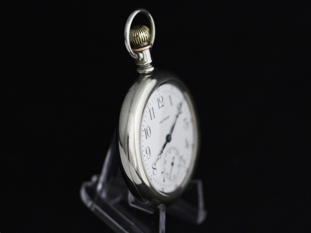 ウォルサムのアンティーク懐中時計-P2227-11