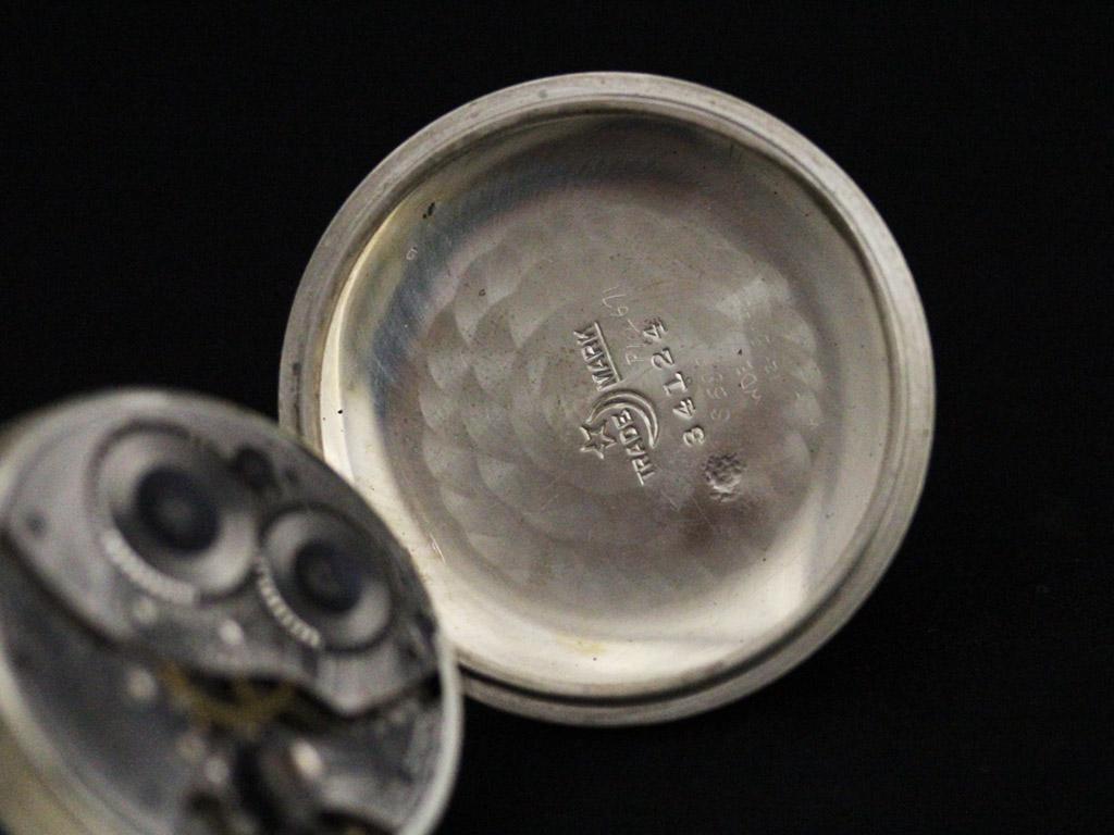 ウォルサムのアンティーク懐中時計-P2227-13