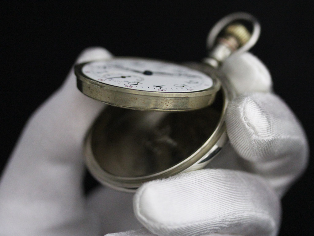 ウォルサムのアンティーク懐中時計-P2227-5