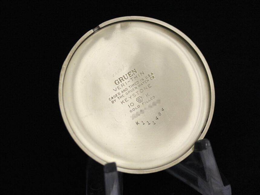 グリュエンのアンティーク懐中時計-P2228-9