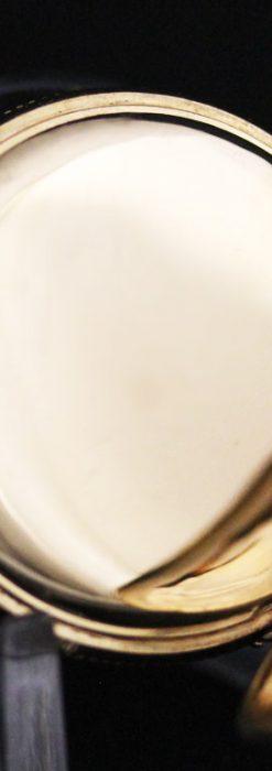 ウォルサムのアンティーク懐中時計-P2229-16