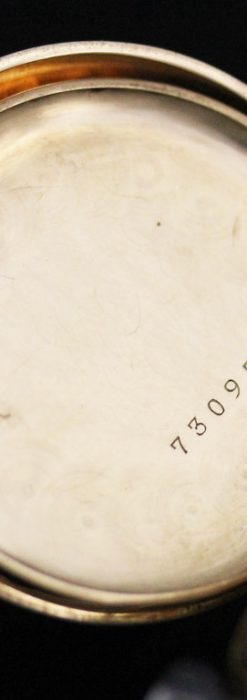 ウォルサムのアンティーク懐中時計-P2229-17