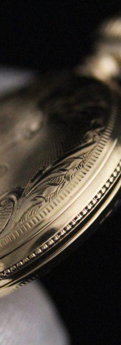 ウォルサムのアンティーク懐中時計-P2229-8
