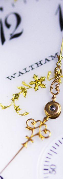 ウォルサムのアンティーク懐中時計-P2232-2