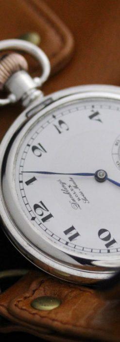 ロレックスのアンティーク懐中時計-P2235-1