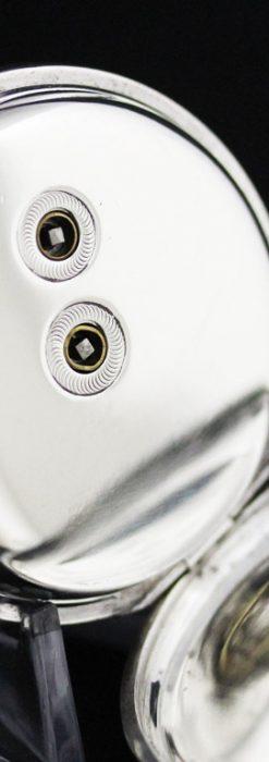 ベンソンのアンティーク懐中時計-P2236-18