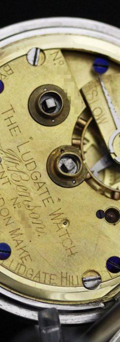 ベンソンのアンティーク懐中時計-P2236-20