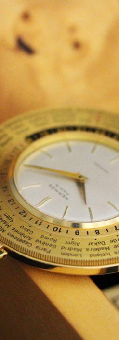 エルメスのアンティーク懐中時計-P2237-1