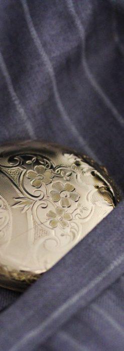 ウォルサムのアンティーク懐中時計-P2239-1