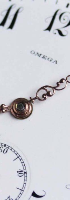 オメガのアンティーク懐中時計-P2243-4