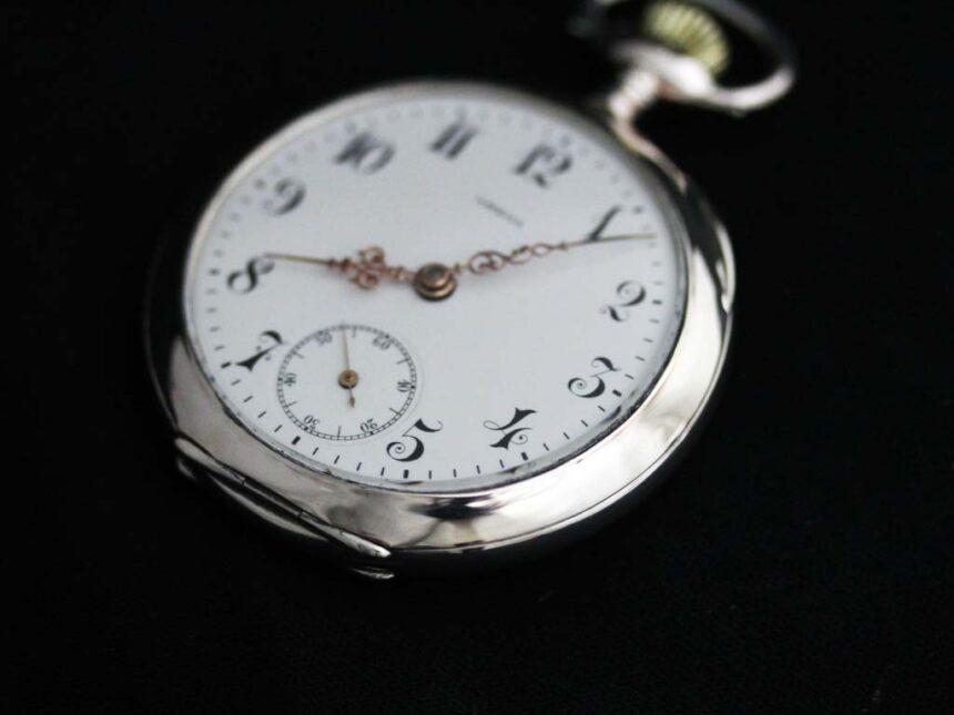 オメガのアンティーク懐中時計-P2243-9