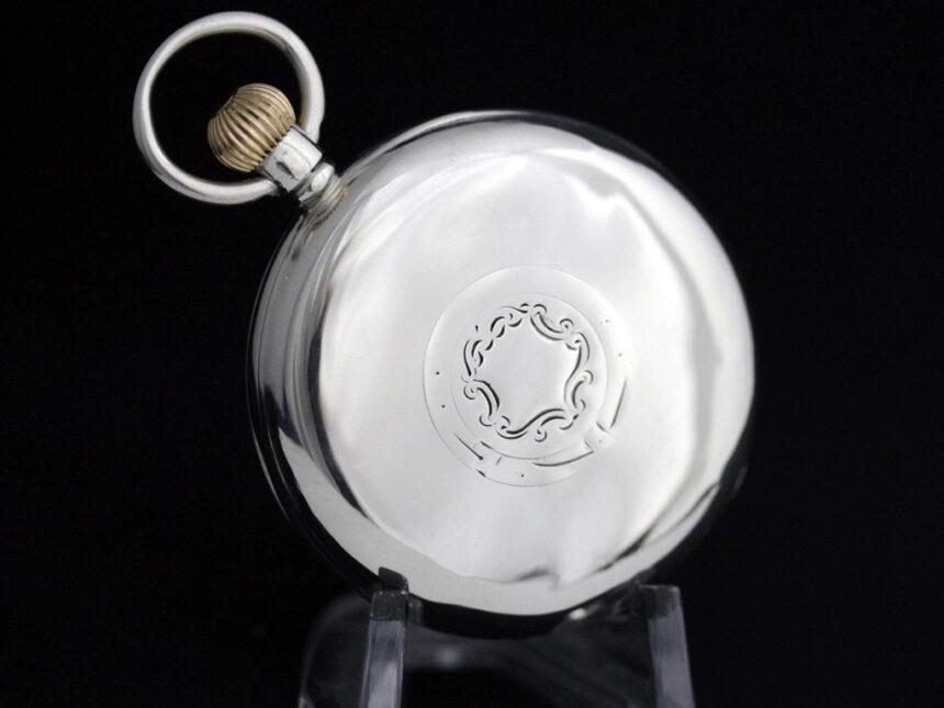 ベンソンのアンティーク懐中時計-P2244-13