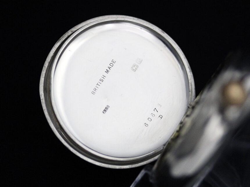 ベンソンのアンティーク懐中時計-P2244-16