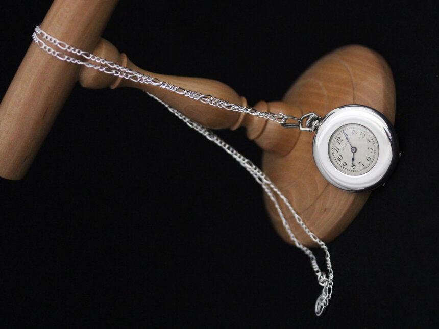 エルジンのアンティーク懐中時計-P2246-1