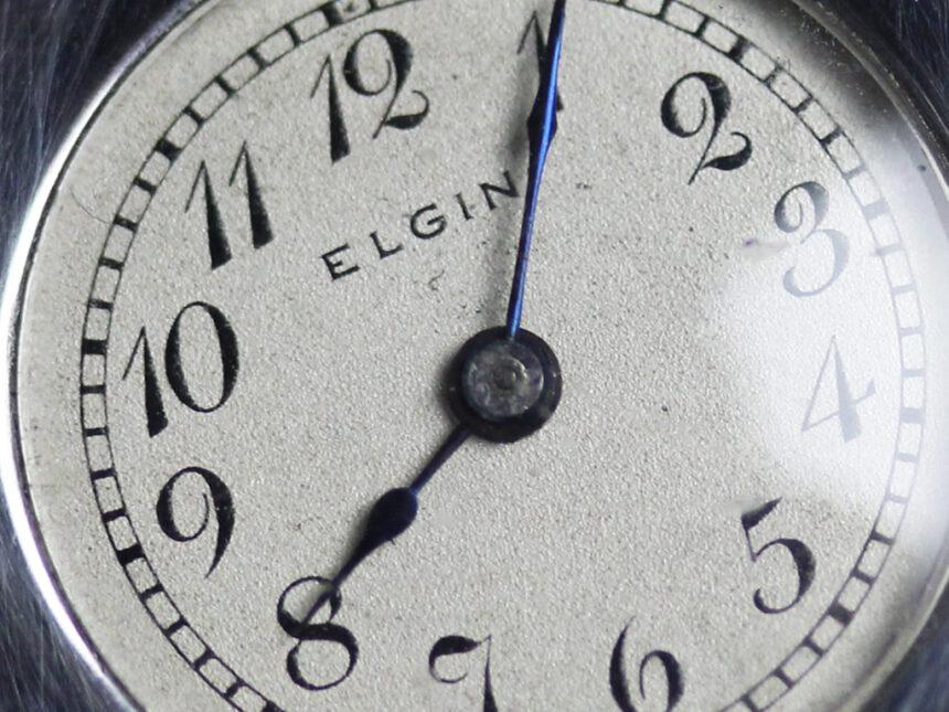 エルジンのアンティーク懐中時計-P2246-11