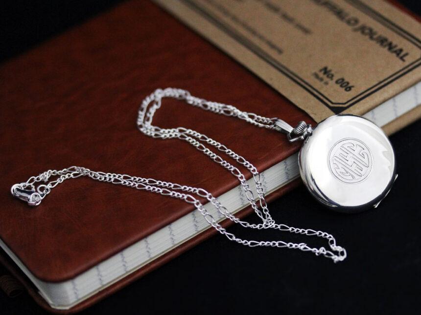エルジンのアンティーク懐中時計-P2246-8