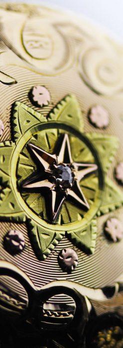 ウォルサムの金無垢アンティーク懐中時計-P2247-2
