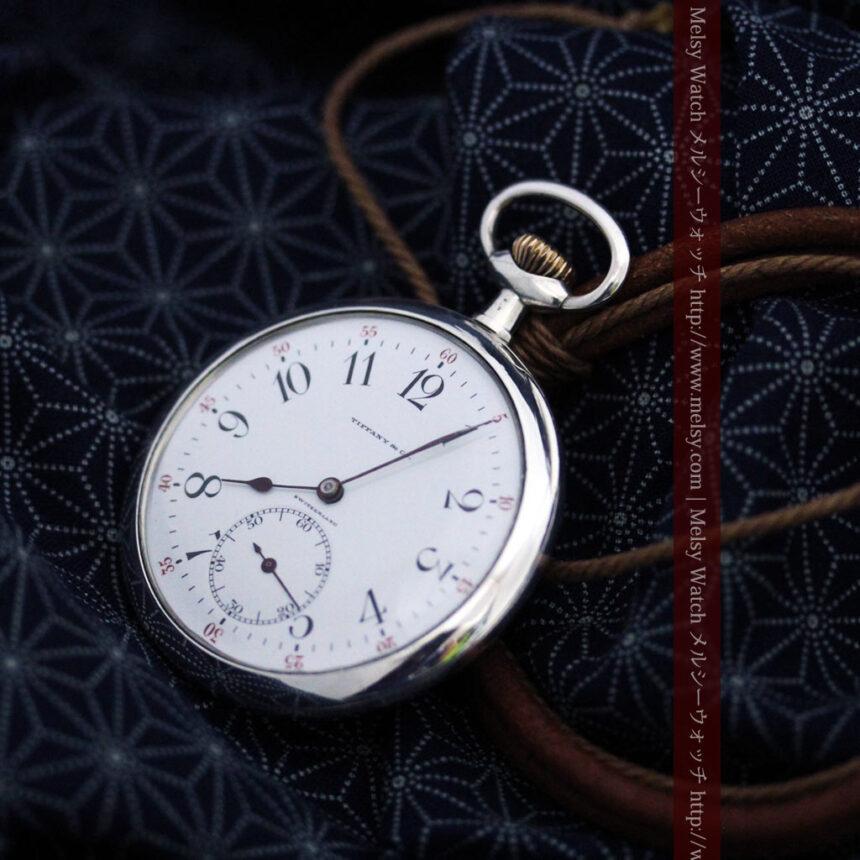 ティファニー&ロンジンのアンティーク懐中時計-P2249-13