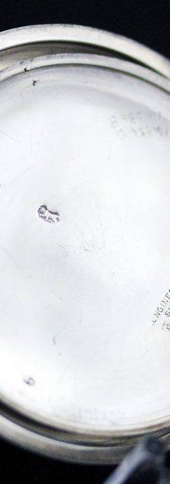 ティファニー&ロンジンのアンティーク懐中時計-P2249-19