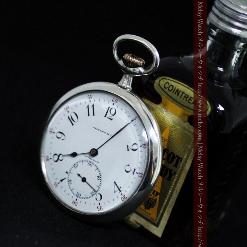 ティファニー&ロンジンのアンティーク懐中時計-P2249-5