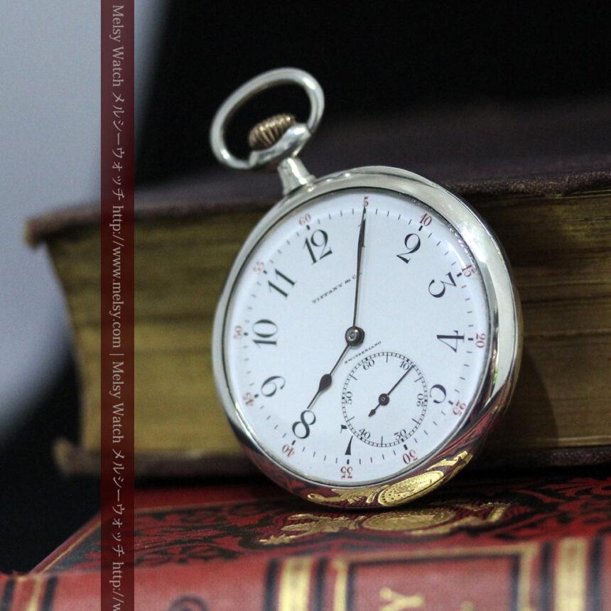 ティファニー&ロンジンのアンティーク懐中時計-P2249-9