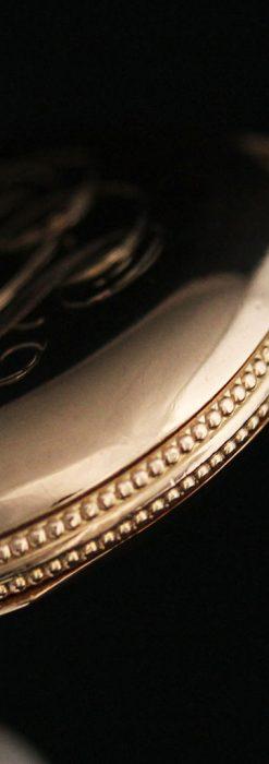 ウォルサムのダイヤモンド入りアンティーク懐中時計-P2254-11