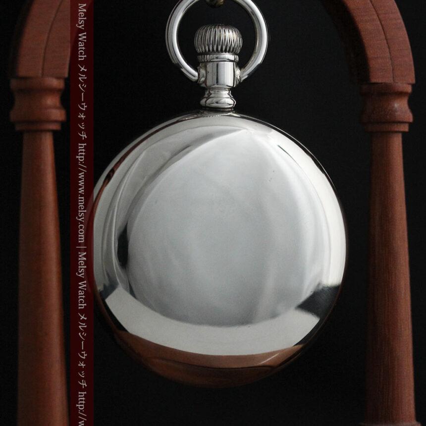 エルジンの素朴さが魅力のアンティーク懐中時計 【1904年製】-P2256-12