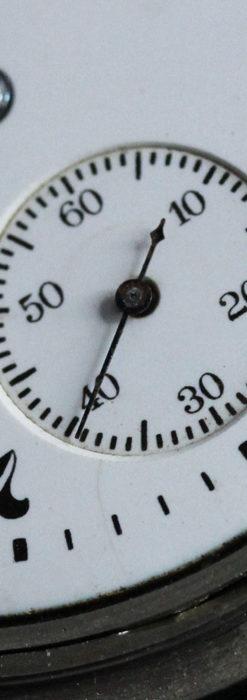 エルジンの素朴さが魅力のアンティーク懐中時計 【1904年製】-P2256-16