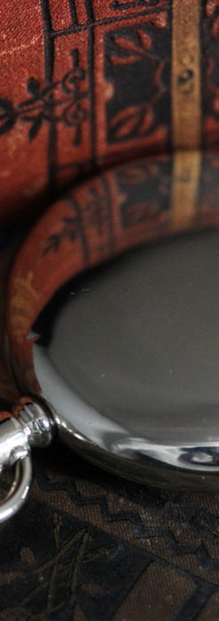 エルジンの素朴さが魅力のアンティーク懐中時計 【1904年製】-P2256-6