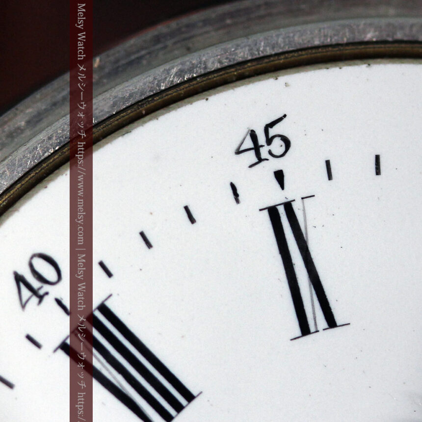 オメガの3世紀を繋ぐ銀無垢アンティーク懐中時計 【1896年製】-P2261-16