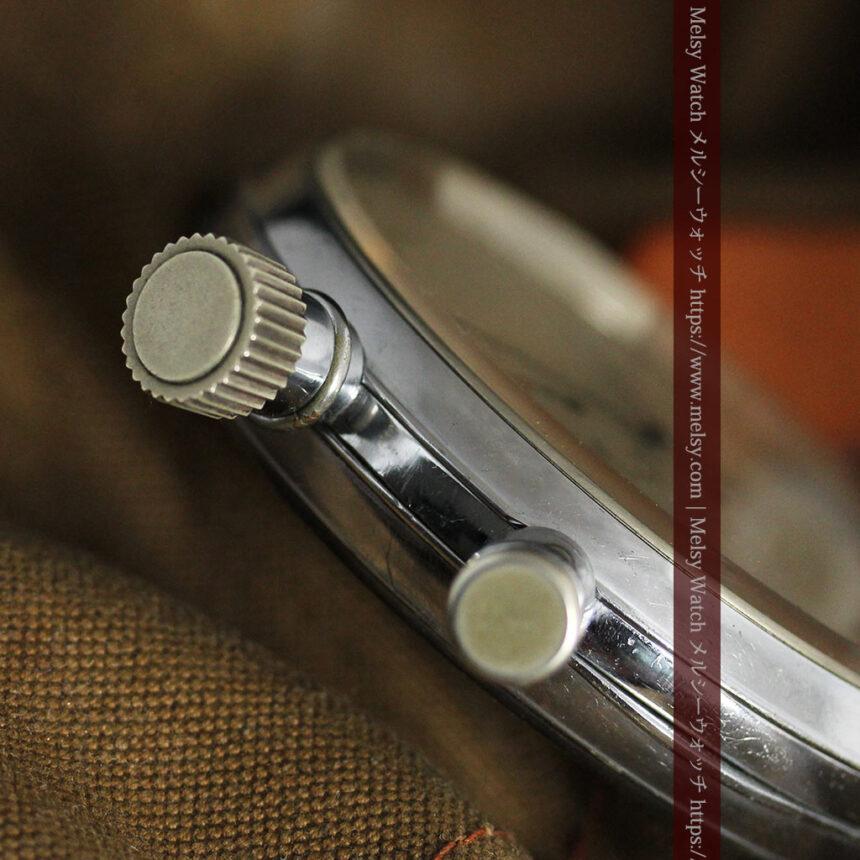 英国ロンドン・スミスのアンティーク特大ストップウォッチ【1920年頃】箱付き-P2266-13