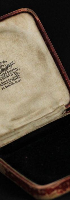 英国ロンドン・スミスのアンティーク特大ストップウォッチ【1920年頃】箱付き-P2266-22