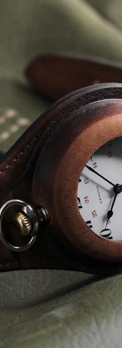 ゼニスのアンティーク懐中時計と腕時計ケース 【1910年頃】-P2269-1