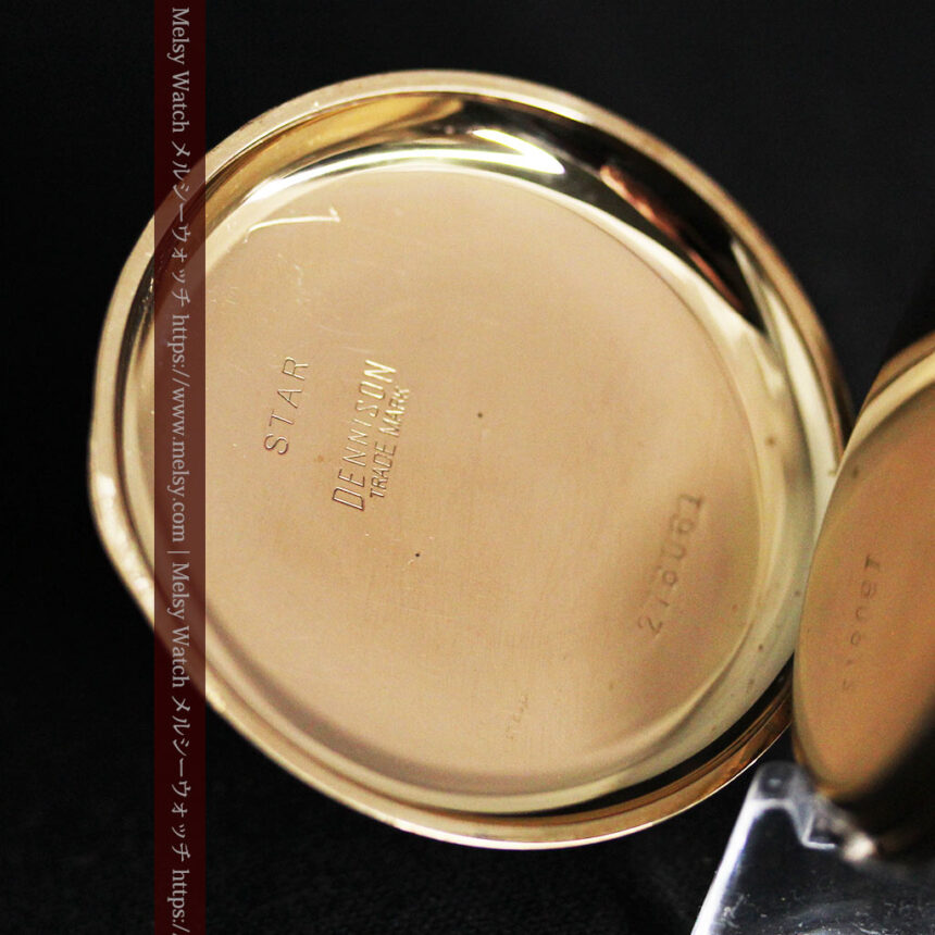 オメガの基本を押さえたアンティーク懐中時計 【1938年製】-P2275-13