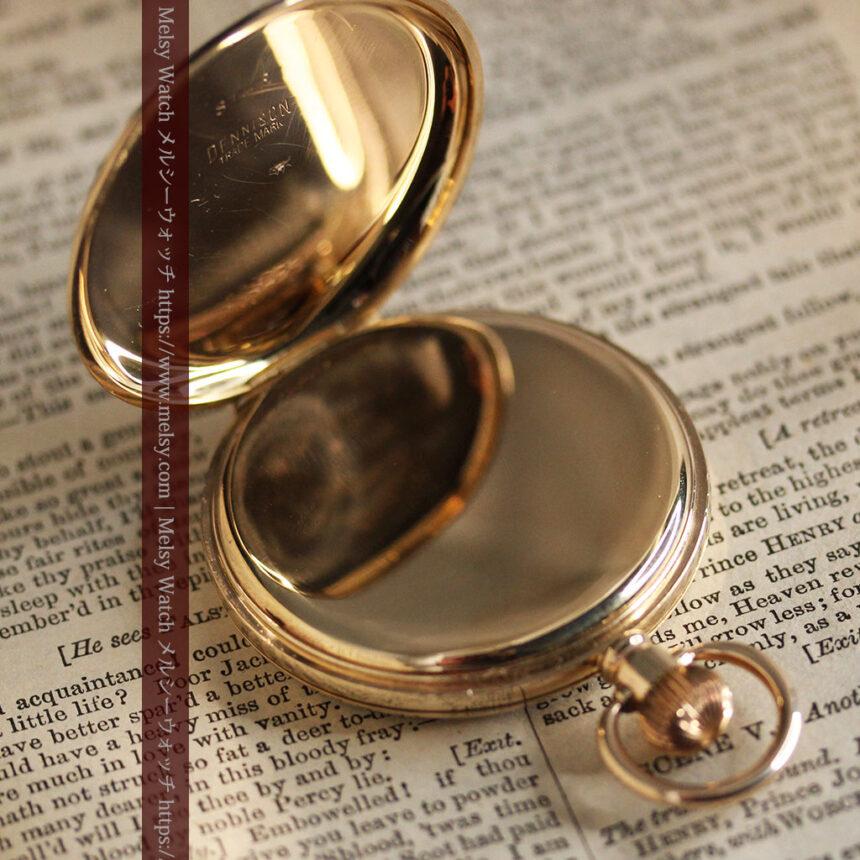 オメガの基本を押さえたアンティーク懐中時計 【1938年製】-P2275-15