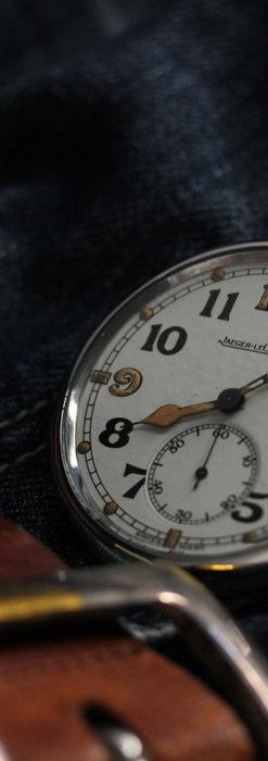 ジャガールクルト 英国陸軍のアンティーク懐中時計 【1940年頃】-P2292-13