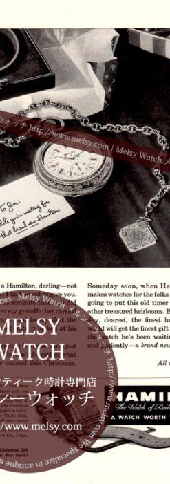 ハミルトン印刷物-M3166