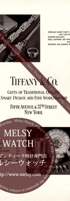 ティファニー印刷物-M3186