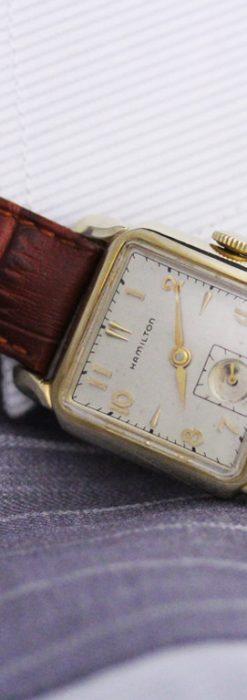 ハミルトンのアンティーク腕時計-W1069-1